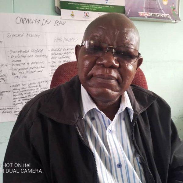 Mr Archibald Muza